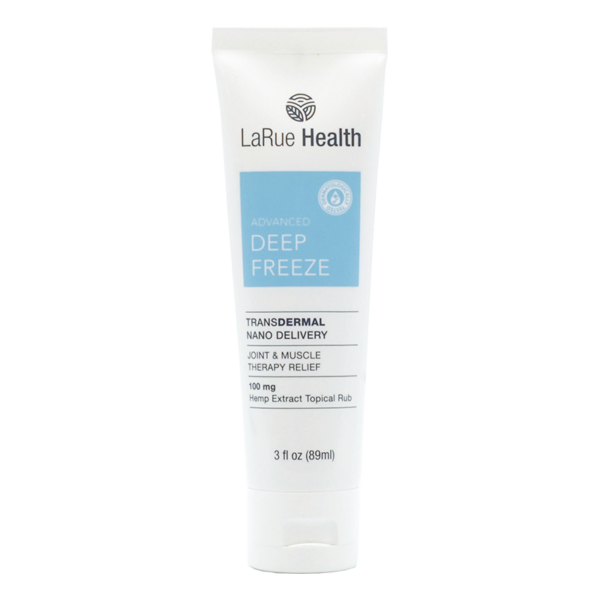 LaRue Health Deep Freeze Gel Front View