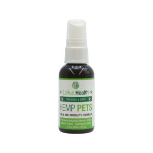 LaRue Health Hemp Oil Pet Spray Front View